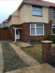 Thumbnail 2 bed semi-detached house to rent in Ayton Avenue, Sunderland