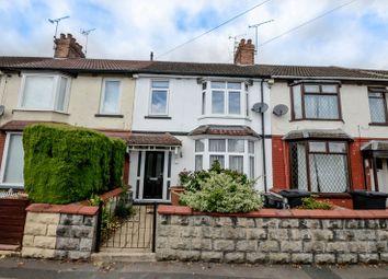 Thumbnail 3 bedroom terraced house for sale in Shrivenham Road, Swindon