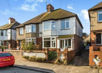 Thumbnail 3 bed semi-detached house for sale in Ashfield Road, Midhurst, West Sussex, .