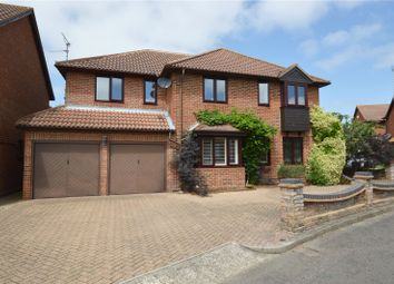 Thumbnail 5 bed detached house for sale in Sonning Way, North Shoebury, Essex