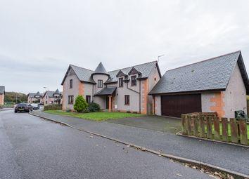 Thumbnail 4 bed detached house for sale in Lathallan Grange, Johnshaven, Montrose