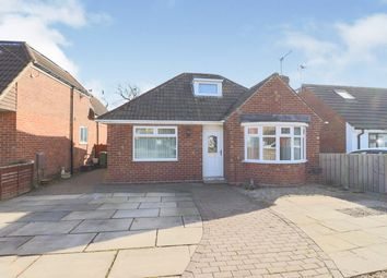 Thumbnail 2 bed detached bungalow for sale in Howard Drive, York