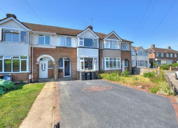 Thumbnail 3 bed terraced house for sale in Winchester Road, Shortstown, Bedford