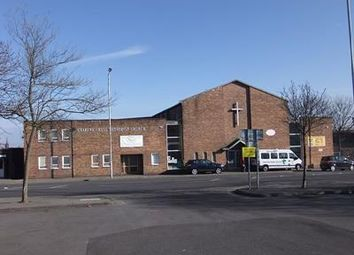 Thumbnail Commercial property for sale in Charing Cross Methodist Church, 273 Claughton Road, Birkenhead, Merseyside