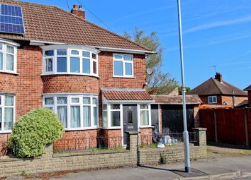 Thumbnail 3 bed semi-detached house for sale in Alfreton Road, Wigston