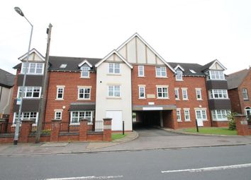 Thumbnail 2 bed flat for sale in Mair Court, Wigginton Road, Tamworth