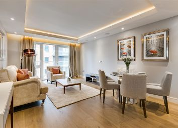 Thumbnail 2 bed flat for sale in Parr's Way, Fulham Reach, London