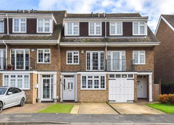 Thumbnail 4 bed town house for sale in Taylors Avenue, Hoddesdon
