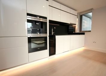 Thumbnail 1 bed flat to rent in The Corniche Tower, 2 Albert Embankment, London