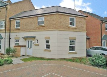 Thumbnail 3 bed semi-detached house to rent in Stourhead Road, Bilton, Rugby, Warwickshire