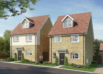 "Thumbnail 3 bed detached house for sale in ""The Hulsfield"" at Bury Water Lane, Newport, Saffron Walden"