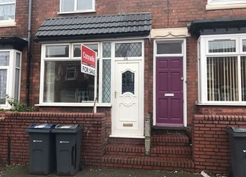 Thumbnail 3 bed terraced house to rent in Markby Road, Hockley, Birmingham