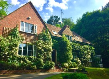Thumbnail 4 bed detached house for sale in Stoney Bottom, Grayshott, Hindhead, Surrey