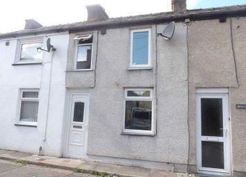Thumbnail 2 bed terraced house for sale in Saron, Bethel, Caernarfon