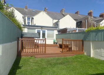 Thumbnail 2 bedroom terraced house for sale in Salisbury Road, Weymouth, Dorset