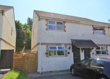 Thumbnail 3 bed semi-detached house for sale in Embury Close, Kingskerswell, Newton Abbot
