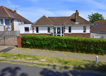 Thumbnail 2 bed bungalow for sale in St James Avenue, North Lancing, West Sussex