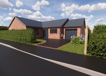 Thumbnail 3 bed detached bungalow for sale in Dorchester Drive, Mansfield