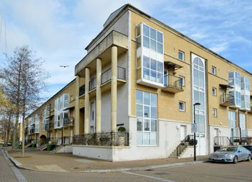 Thumbnail 1 bed flat to rent in Queen Of Denmark Court, London