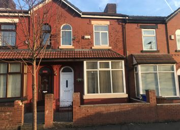 Thumbnail 3 bed terraced house to rent in Gill Street, Blackley, Manchester