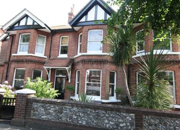 Thumbnail 4 bed terraced house for sale in Warwick Gardens, Worthing