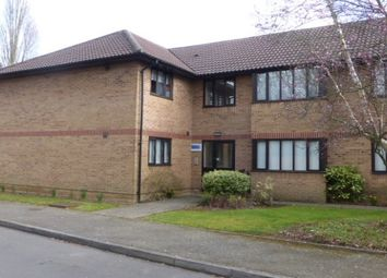 Thumbnail 1 bed flat to rent in Portstone Close, Northampton