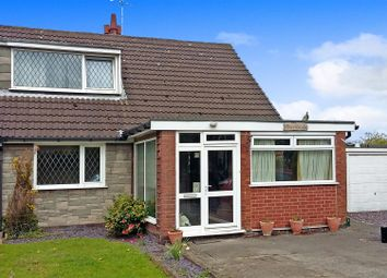 Thumbnail 3 bed property for sale in High Street, Tarvin, Chester