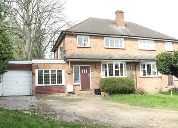 Thumbnail 3 bed semi-detached house to rent in Gerrard Crescent, Brentwood