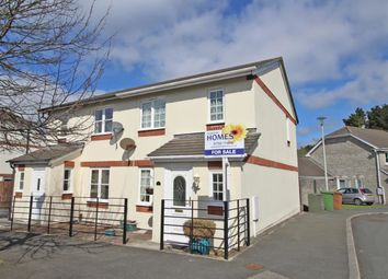 Thumbnail 3 bedroom semi-detached house for sale in Aberdeen Avenue, Manadon Park, Plymouth