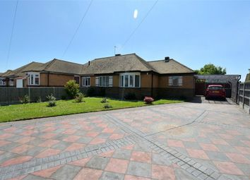 Thumbnail 2 bed semi-detached bungalow for sale in Bromstone Road, Broadstairs, Kent