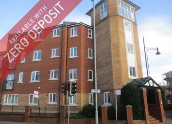 Thumbnail 3 bed flat to rent in Chorlton Road, Hulme, Manchester
