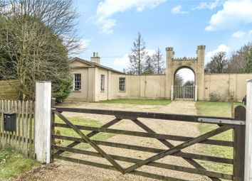 Thumbnail 2 bed detached house for sale in London Lodge, Rownest Wood Lane, Micheldever, Hampshire