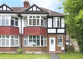 Thumbnail Maisonette to rent in Vale Crescent, Kingston Vale, London