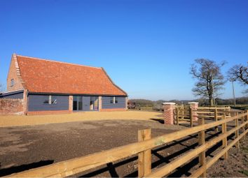 Thumbnail 4 bedroom barn conversion for sale in Lymballs Lane, Westleton