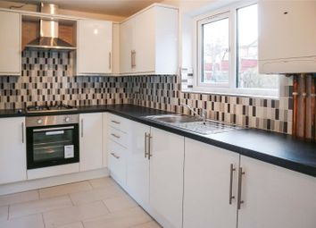 Thumbnail 3 bed town house for sale in Milnroy Road, Leicester