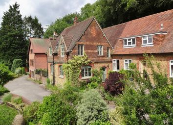Thumbnail 2 bed cottage for sale in Church Road, Hascombe, Godalming