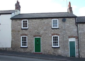 Thumbnail 2 bed terraced house to rent in Bank Lane, Holywell