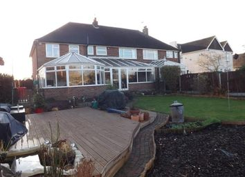 Thumbnail 5 bed semi-detached house for sale in Main Road, Hoo, Rochester, Kent