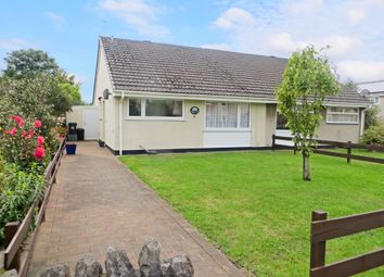 Thumbnail 2 bed semi-detached bungalow for sale in Station Road, Weston Super Mare