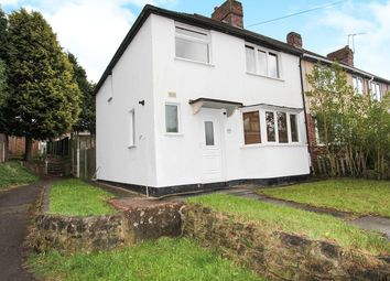 Thumbnail 3 bed terraced house for sale in Charles Street, Gun Hill, Coventry