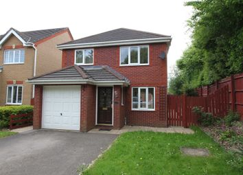 Thumbnail 3 bed detached house for sale in Court Meadow, Langstone, Newport