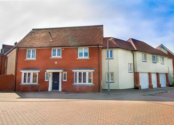 Radvald Chase, Stanway, Colchester CO3. 5 bed link-detached house