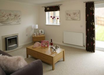Thumbnail 3 bedroom semi-detached house for sale in Off Hallam Fields Road, Birstall, Leicester