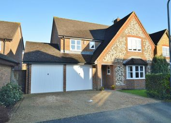Thumbnail 4 bed detached house for sale in Walnut Drive, Wendover, Aylesbury