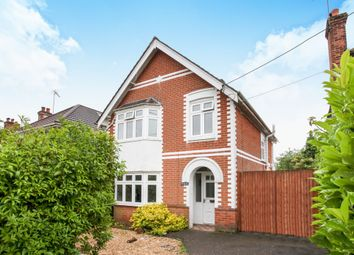 Thumbnail 3 bed detached house for sale in St. Georges Road, Fordingbridge