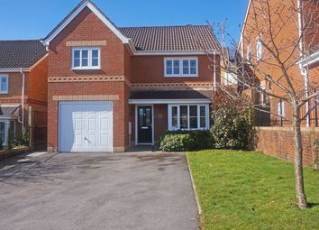 Thumbnail 4 bed detached house for sale in Cae Melyn, Hengoed Hall, Hengoed