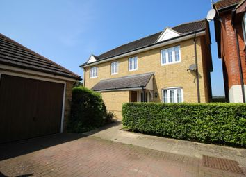 Thumbnail 4 bed semi-detached house for sale in Malyns Way, Tilehurst, Reading
