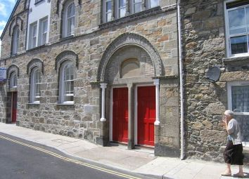 Thumbnail 1 bedroom flat to rent in Plen-An-Varghas, Rosewarne Road, Camborne
