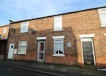 Thumbnail 2 bedroom terraced house to rent in Flatgate, Howden, Goole