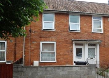 Thumbnail 3 bed terraced house to rent in Coleridge Road, Bridgwater